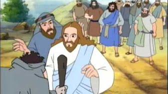 La Vida De Jesus 15 Jesus En Casa Del Pecador Zaqueo Youtube Bible Stories For Kids Jesus Is Risen What Is Christmas