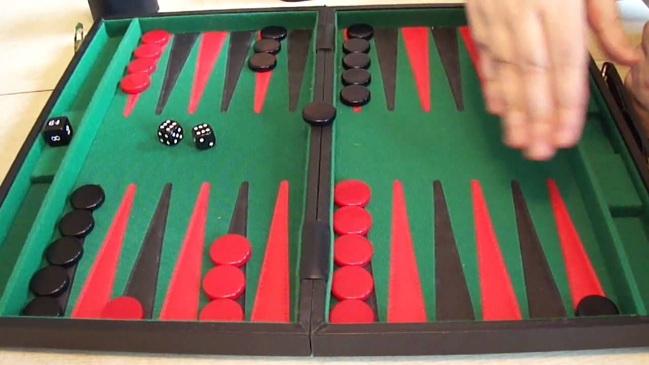 Backgammon for complete beginners. Part 8 Dancing