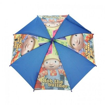 Can you keep dry in the rain? Yes you can! with this fun Bob the Builder umbrella!  Only £11!