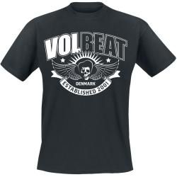Photo of Volbeat Skullwing T-Shirt