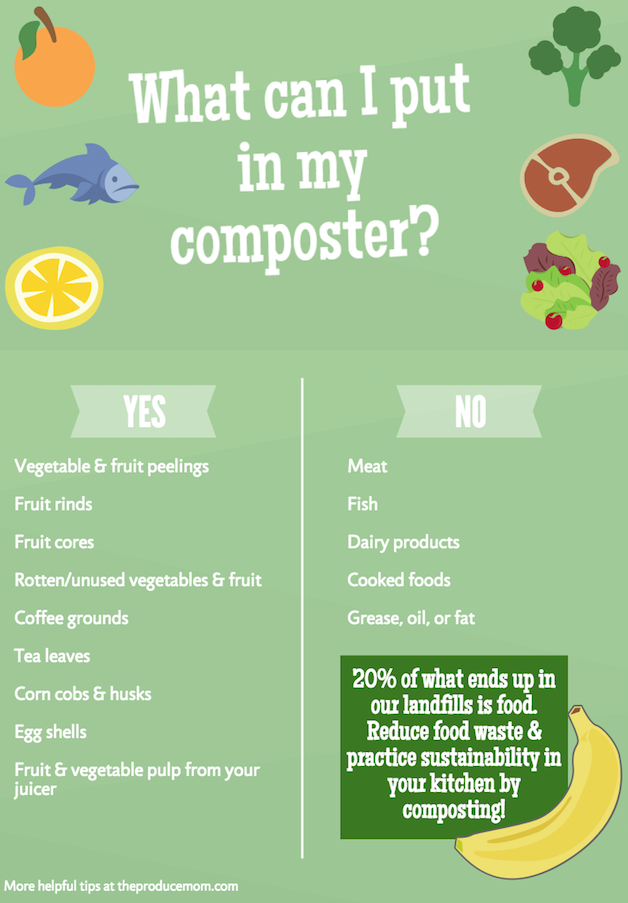 Put That In Your Cake And Bake It Poop Cakes: Composting Kitchen Waste At Home