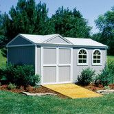Found it at Wayfair - Premier Series 10 Ft. W x 16 Ft. D Wood Storage Shed