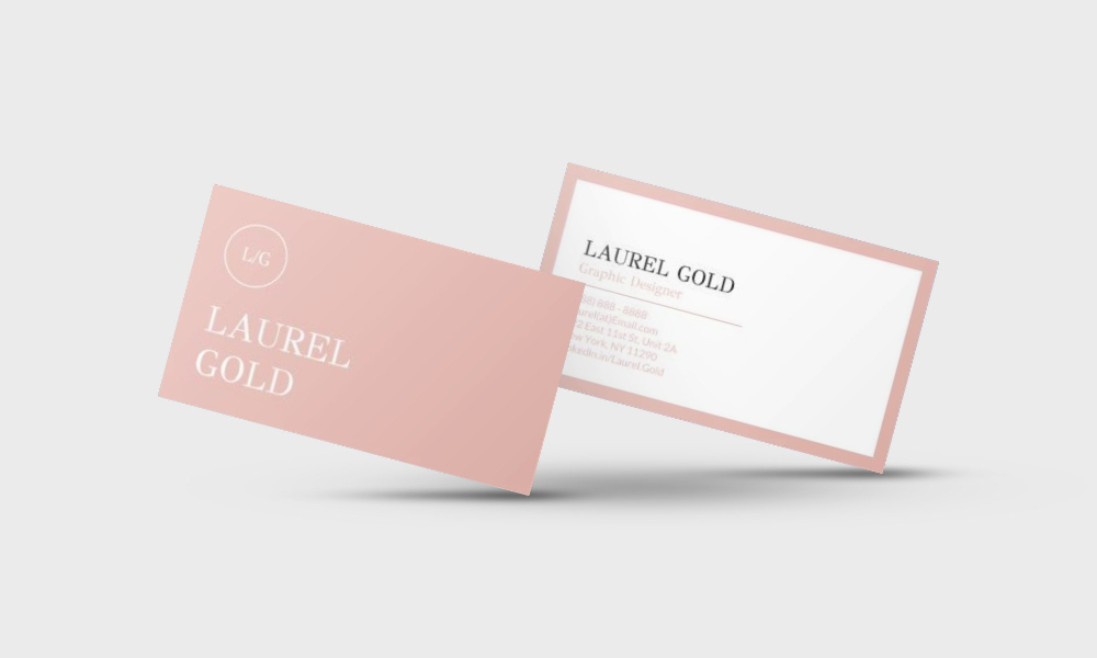 Laurel Gold Google Docs Business Card Template Stand Out Shop With Regard To Google Do In 2020 Free Business Card Templates Google Business Card Business Card Template