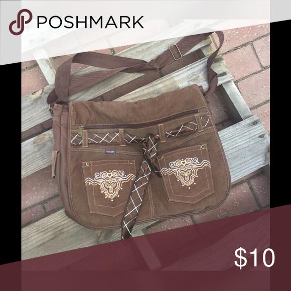 Hobo Girls Backpack Corduroy many pockets inside❌Reduced❌ Angels Bags Backpacks