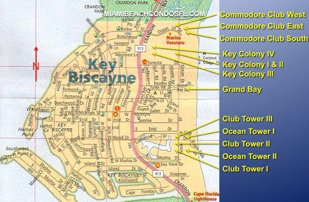 miami beach google maps - maps