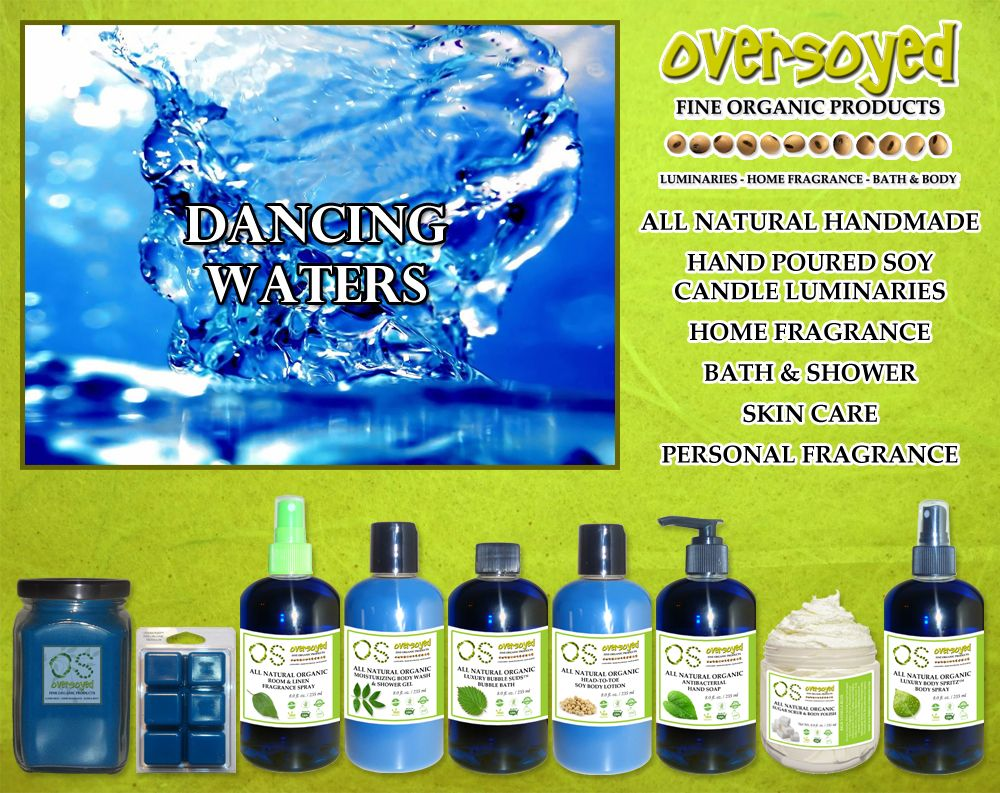 Dancing Waters (Compare To Bath & Body Works®) Product Collection ...