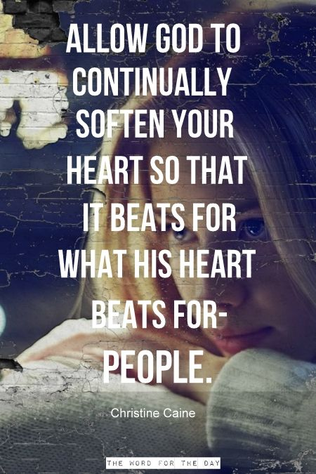CHRISTIAN QUOTES BIBLE QUOTES COMPASSION QUOTE HEART LOVE The Interesting Quotes From The Bible About Love