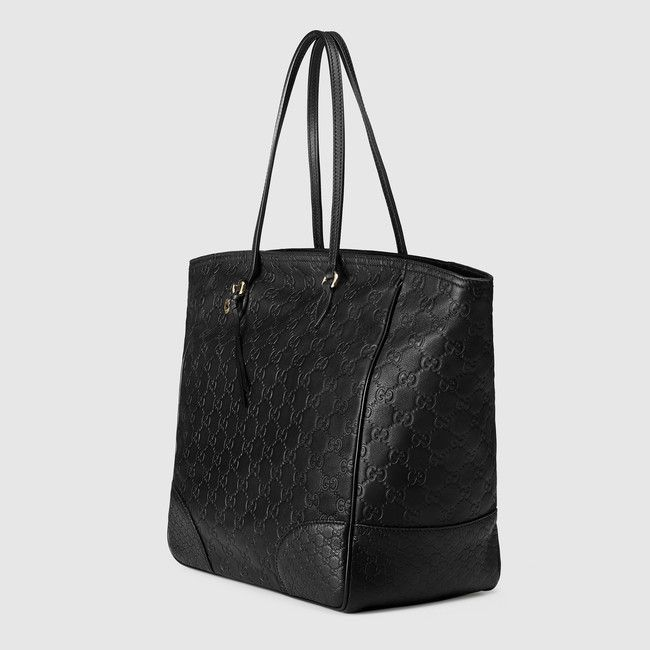 44f6fbafa95 Bree Guccissima leather tote Womens Tote Bags