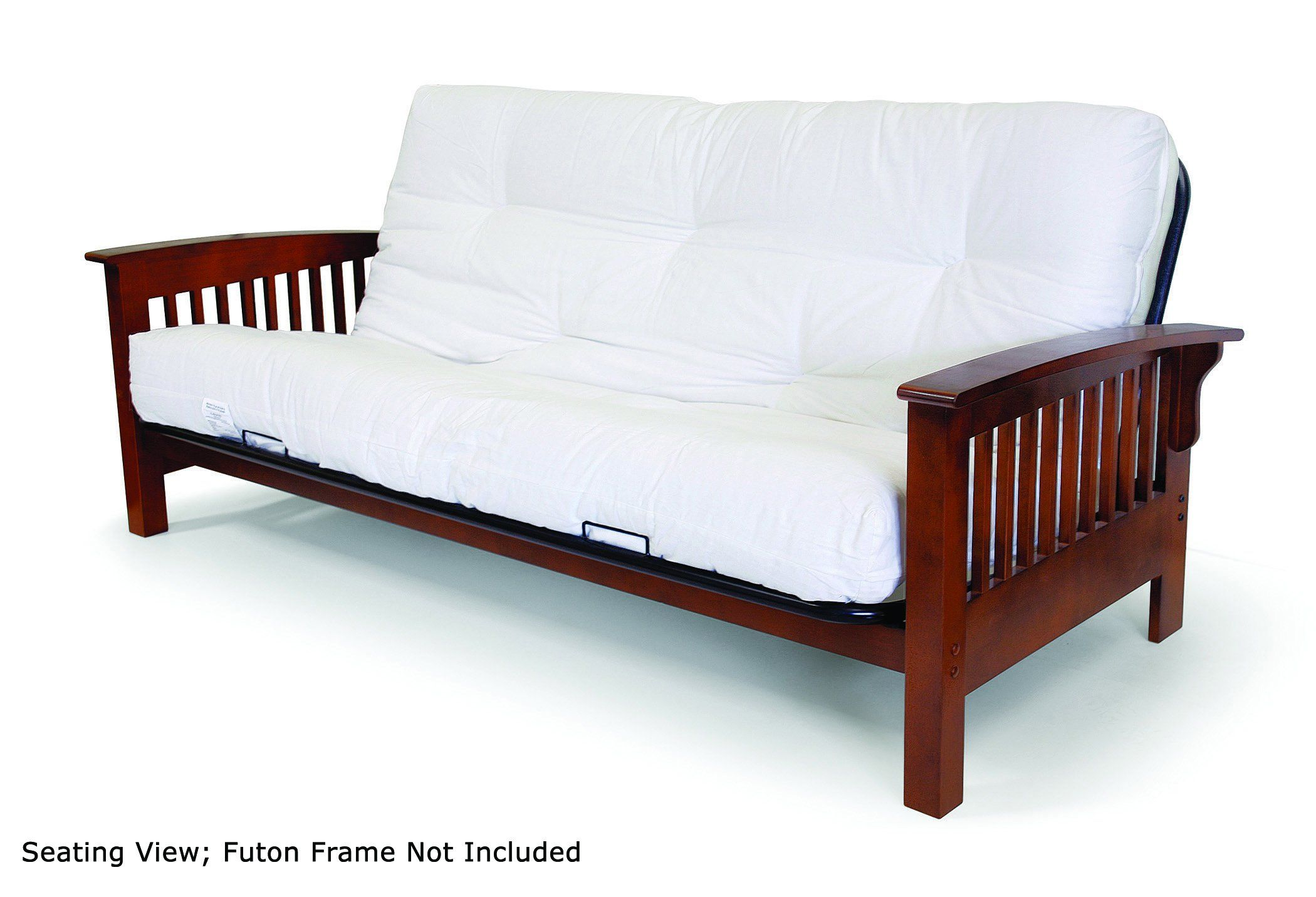 Artiva USA Home Deluxe 8Inch Futon Sofa Mattress with