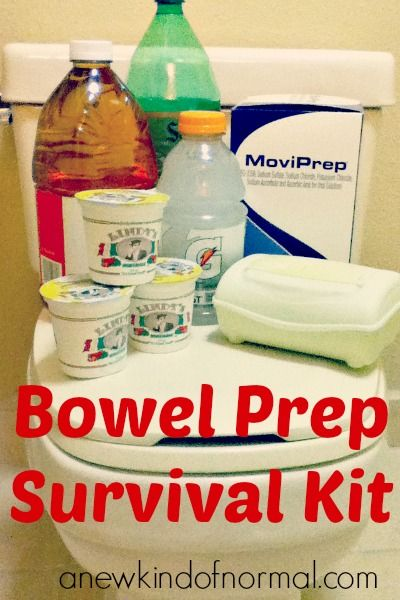 Bowel Prep Survival Kit Making Prepping For A Colonosocpy As Comfortable As Possible Clear Liquid Diet Colonoscopy Clear Liquid Diet Colonoscopy Prep