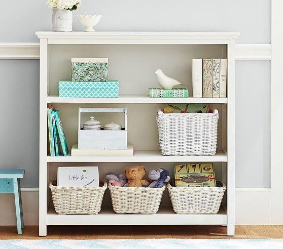 Cameron 3 Shelf Bookcase Pottery Barn Kids In 2019 3