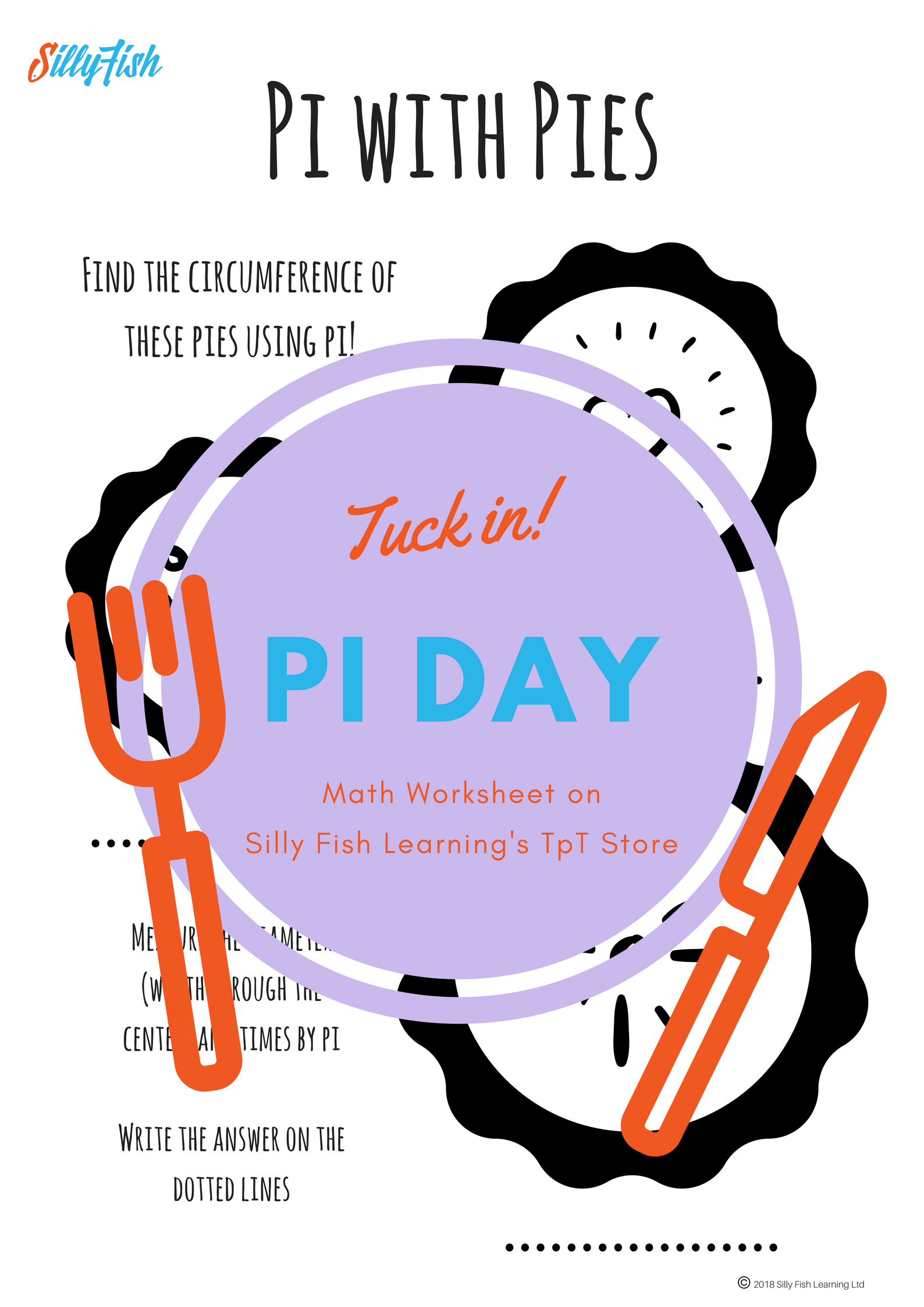 Pin By Silly Fish Learning On Tpt Resources Math Worksheet Math Math Activities [ 2246 x 1588 Pixel ]