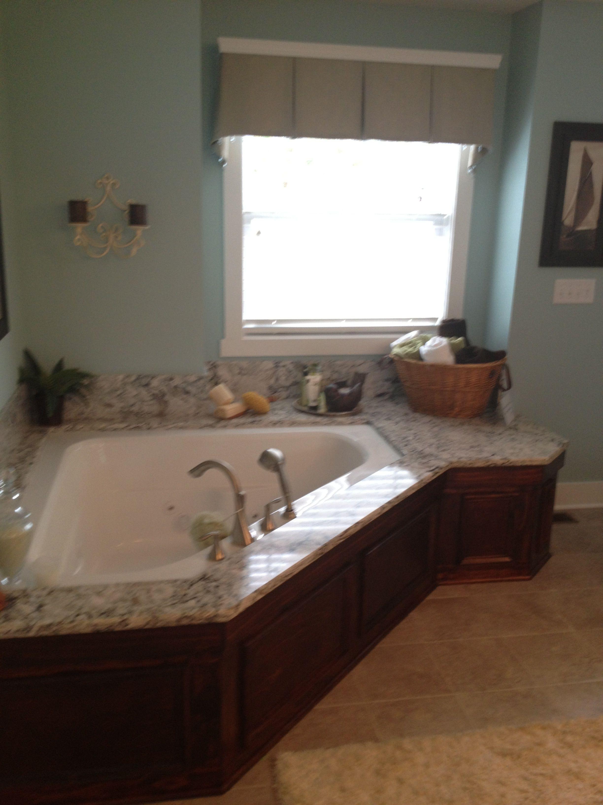 jacuzzi (diagonal to double sink arrangement) | Bathrooms ...