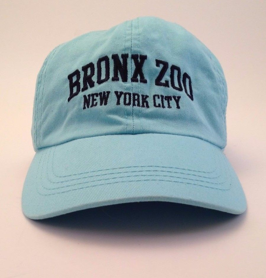 dca60c1b8 Details about NYC New York City Washed Polo Style Baseball Ball Cap ...