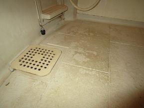お風呂のお掃除 粗掃除 洗剤塗布 お掃除 風呂 カビ 掃除 風呂