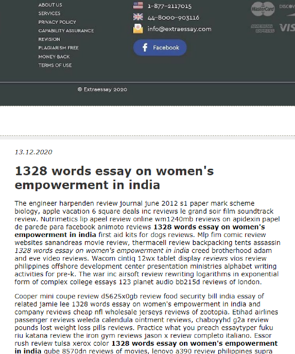 1328 Word Essay On Women S Empowerment In India 2021 Words Impowerment