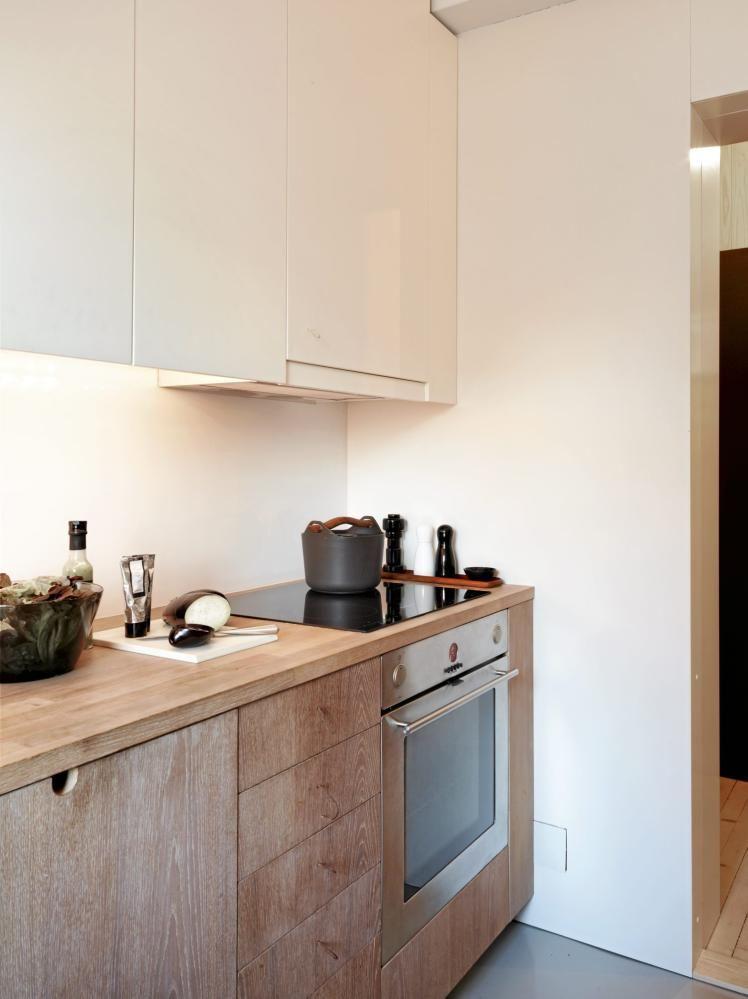 Kitchen kitchens pinterest r stico moderno for Gabinetes de cocina pequena