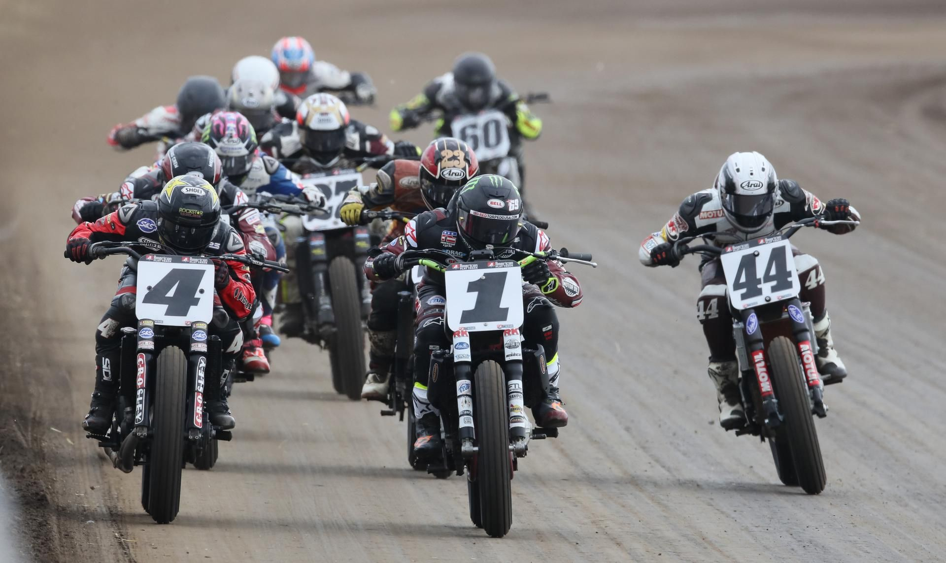 American Flat Track Announces Roster For 2020 Aft Supertwins