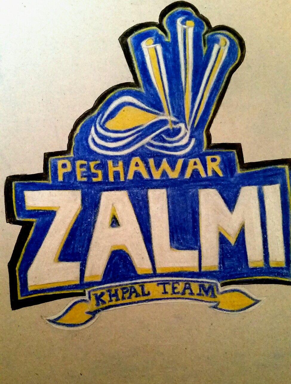 Peshawar zalmi logo in 2020 Cleveland cavaliers logo, My