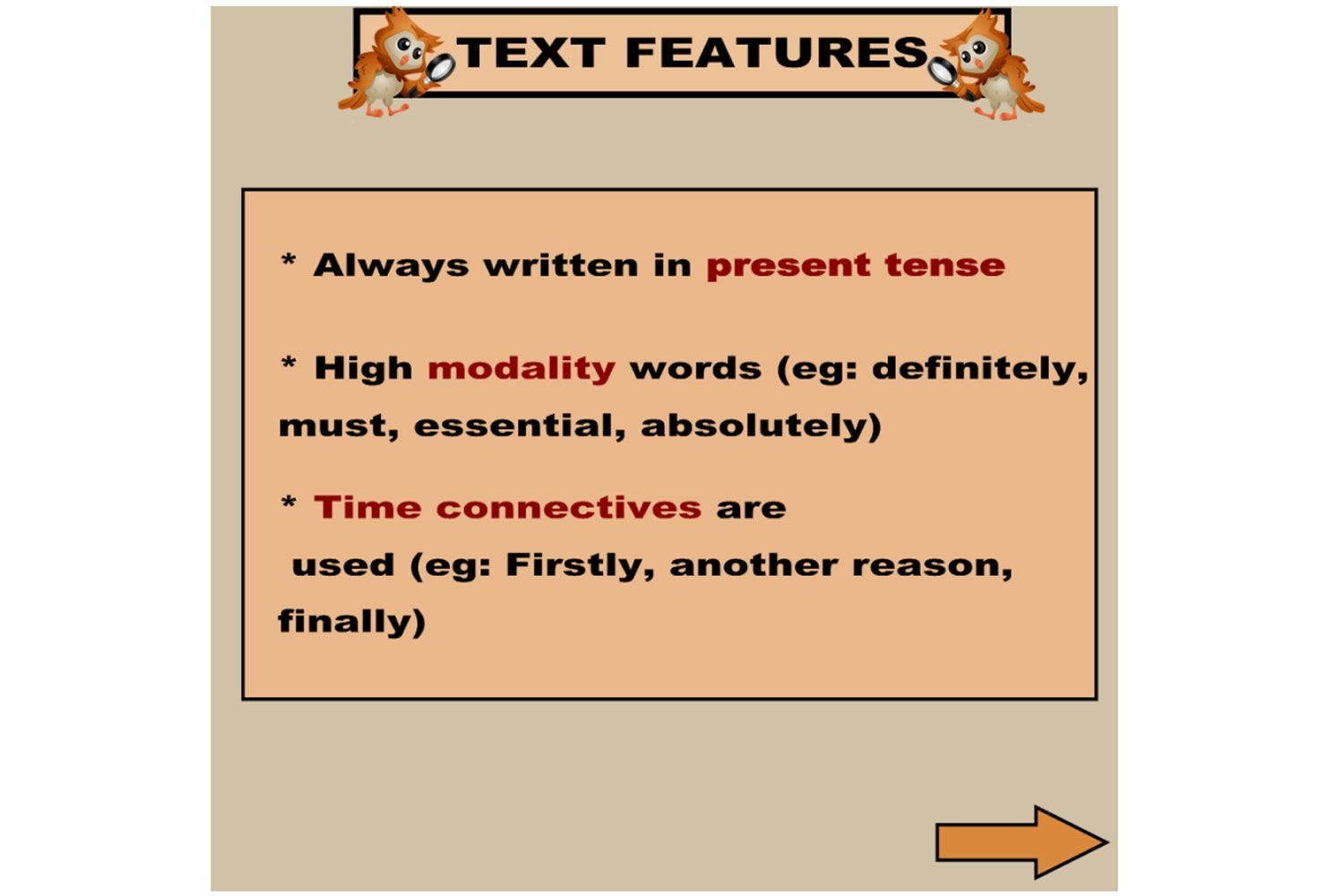 Teach Your Students The Features Of An Exposition Text