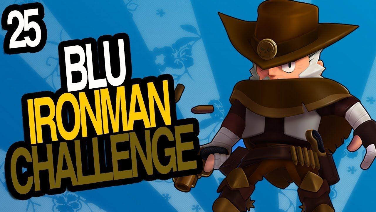 Blu Iron Man Challenge 25 Grado 12 Verso Il Nuovo Brawler Brawl Challenge Youtube Pokemon