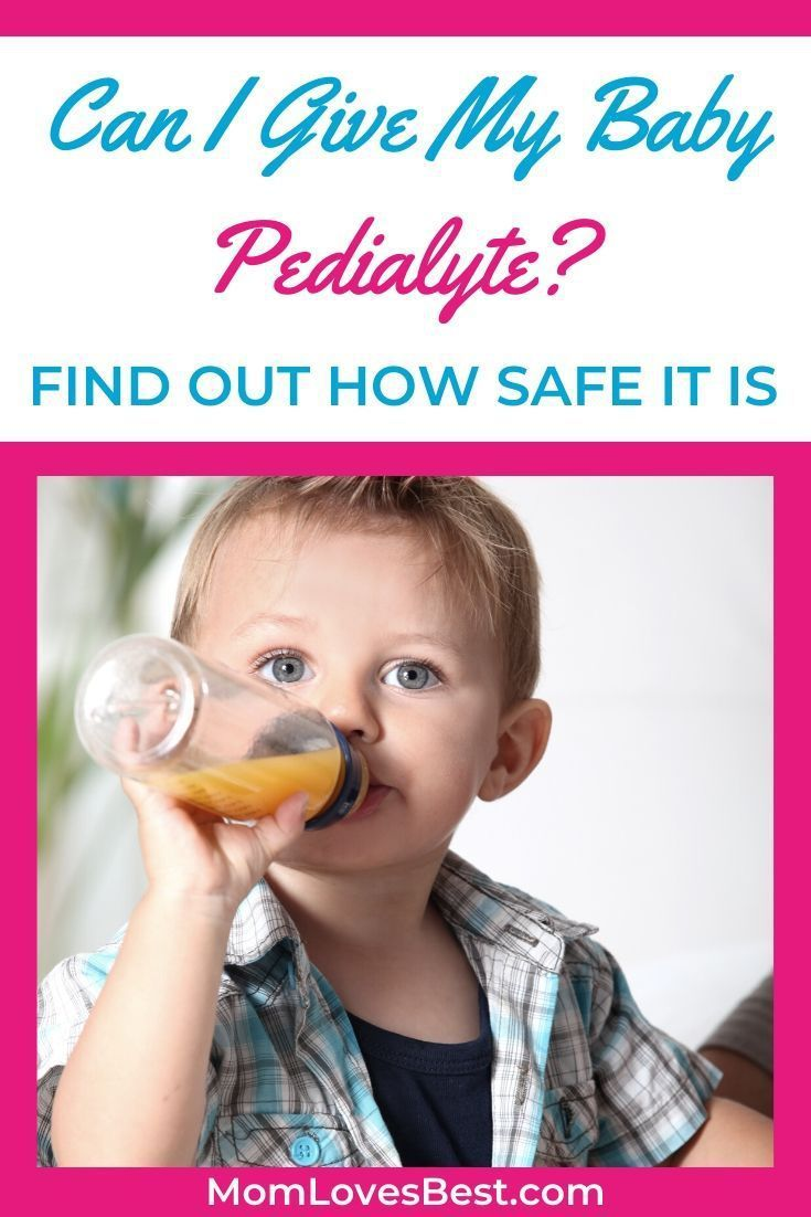 Can I Give My Baby Pedialyte? Find Out How Safe It Is