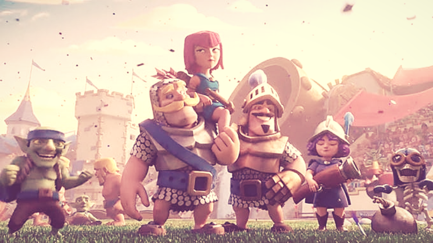 clash of royale mod apk android 1