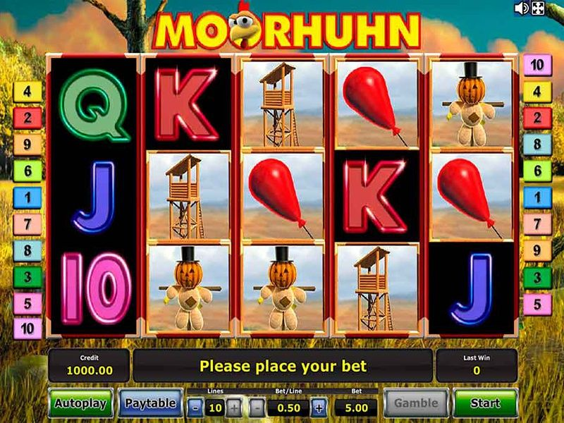 Video Slots For Free No Download