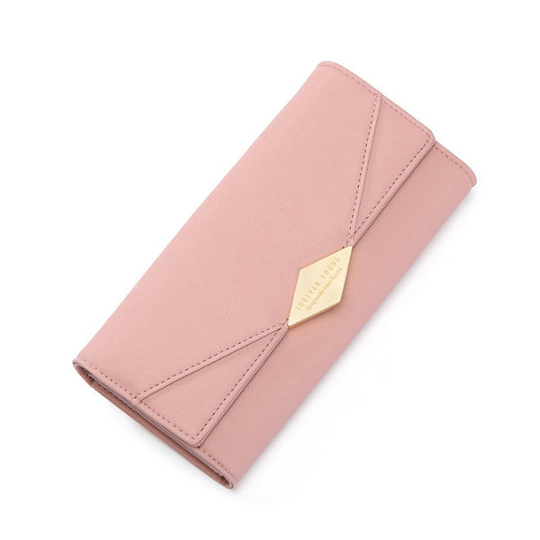 Tri-fold Multi-card Lady Wallet Free Shipping