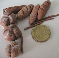 Miniaturas para novatos: Wholemeal bread.