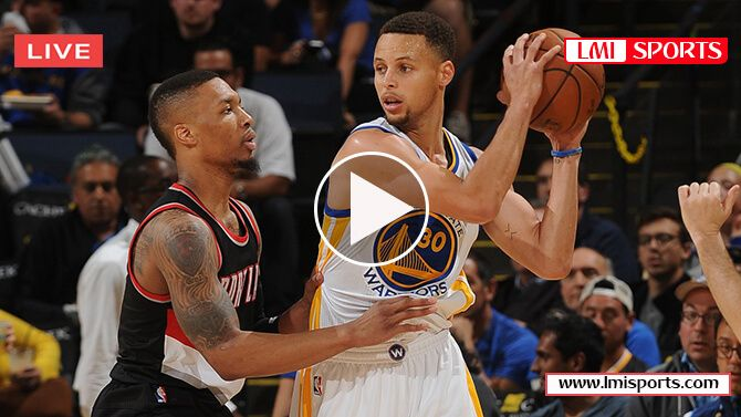 Warriors Vs Trail Blazers Reddit Nba Live Stream 2018 Free
