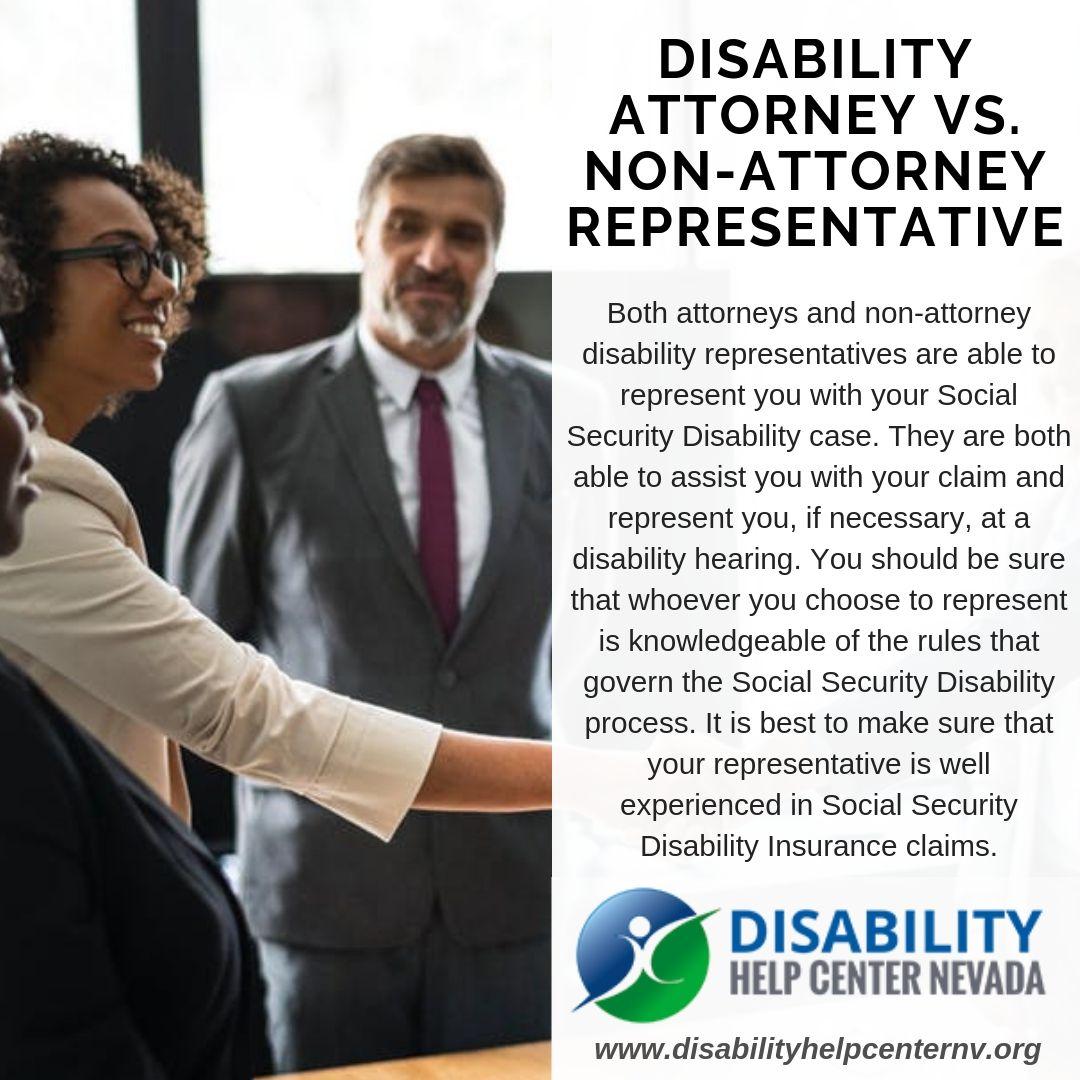 Las Vegas Social Security Benefits Lawyer Disability