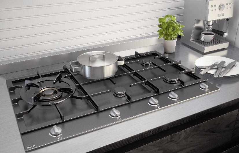 Gas Cooktop features - Asko Appliances