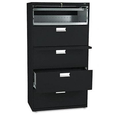 HON685LP - 600 Series 36 Wide 5-Drawer Lateral File by Hon. $758.45. 600 Series 36 Wide 5-Drawer Lateral File. Save 46%!