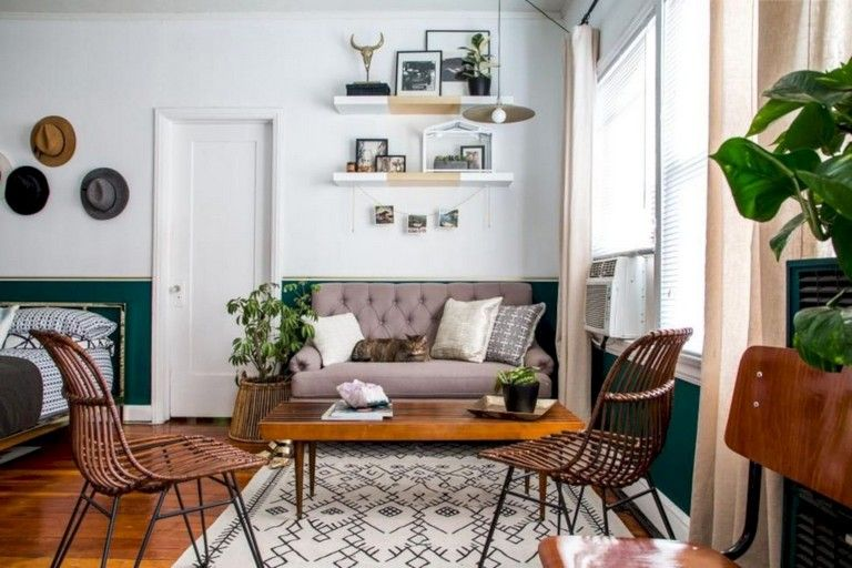39 modern home office design ideas for small apartment rh pinterest com