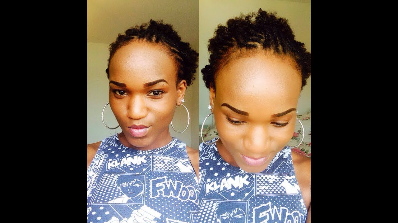 Black Hairstyles For Big Foreheads Summer Natural Hair Styles Easy Big Forehead Natural Hair Braids