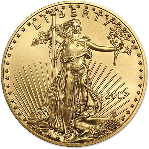 2017 American Gold Eagle 110 oz Five Dollar US Mint Uncirculated * You can get more details by clicking on the image. Note: It's an affiliate link to Amazon