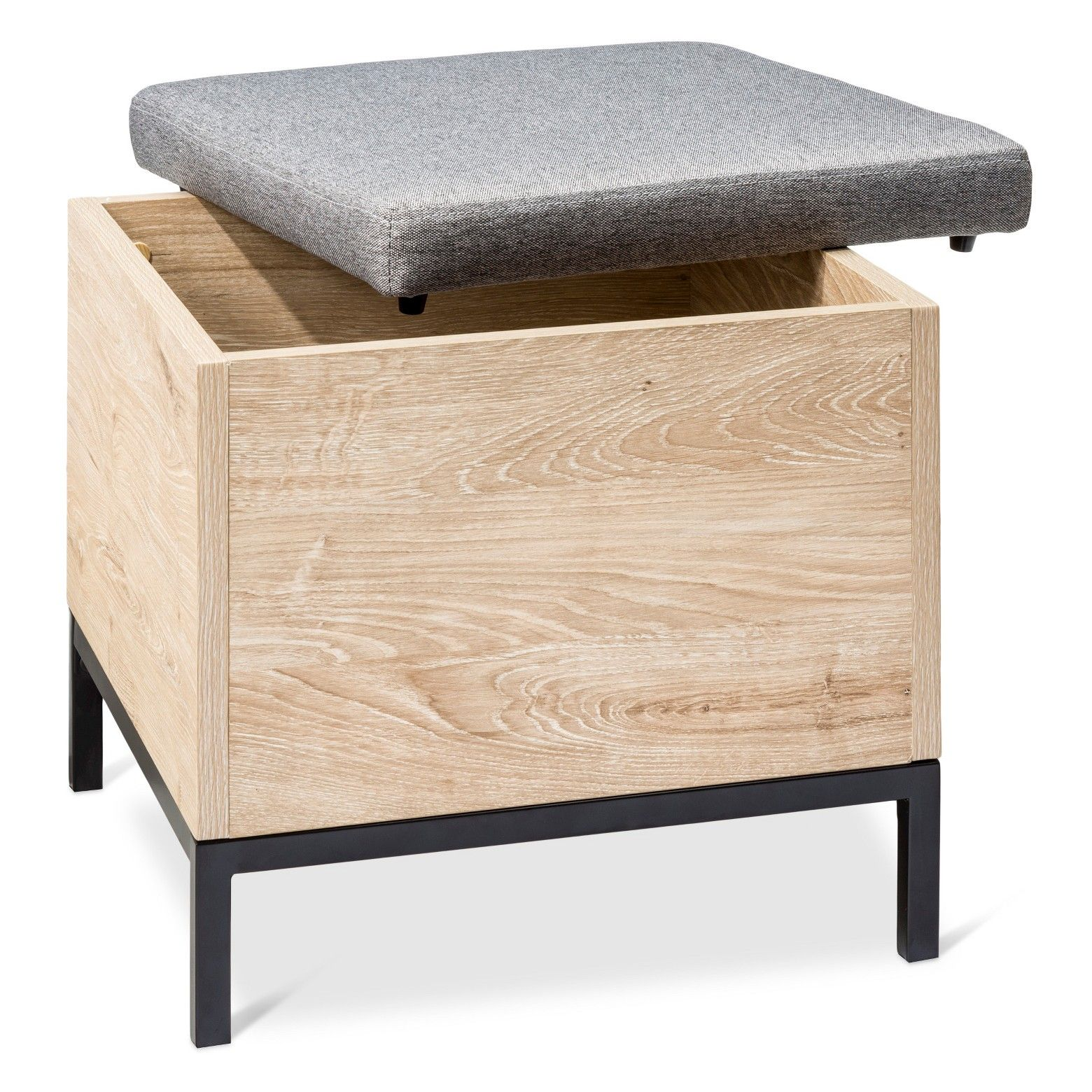 Charmant Darley Storage Cube Is Part Storage, Part Seating
