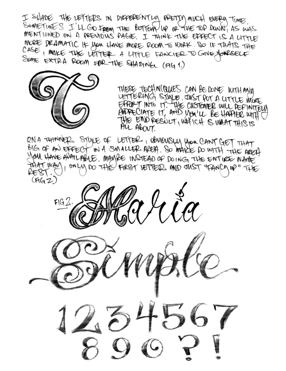 Sailor Jerry Letters : sailor, jerry, letters, Calligraphy, Fonts