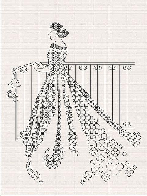 Pin de Maris Del en sirenitas | Pinterest | Bordado, Dibujos para ...