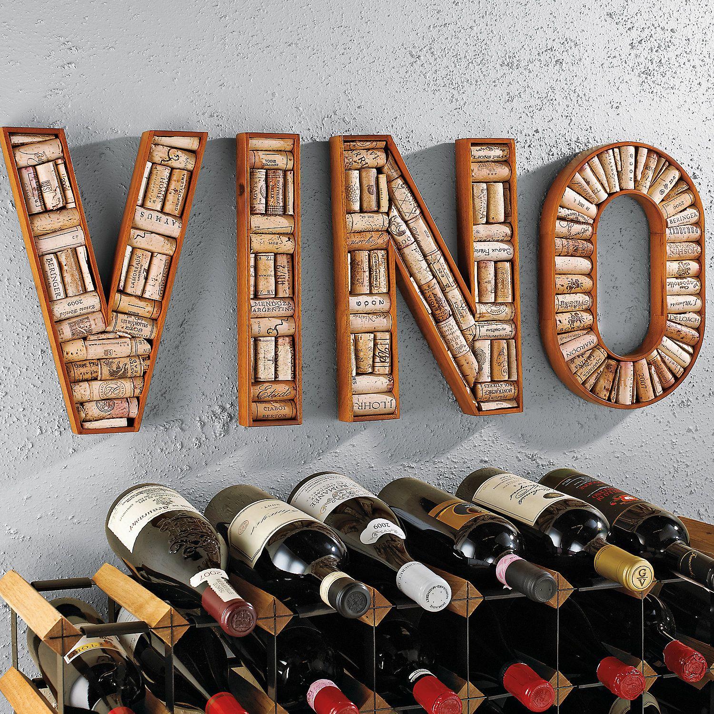 Wine cork craft kits - Vino Wine Cork Kit Wine Enthusiast