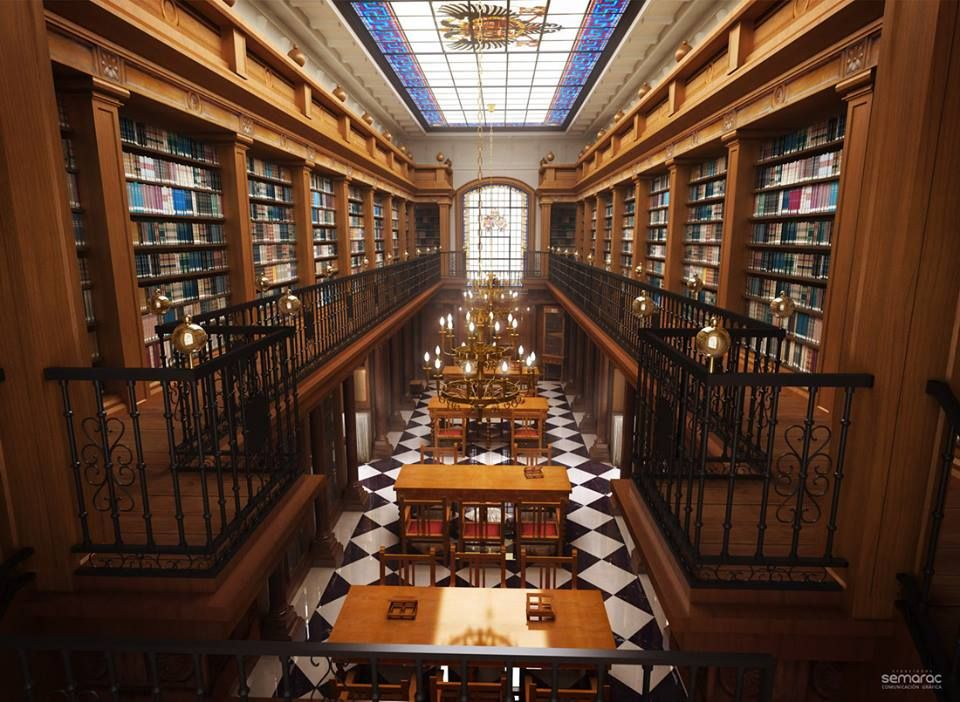 Biblioteca Menendez Pelayo Santander