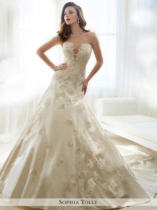 Sophia Tolli Bridal Gowns Sophia Tolli Bridal Y11723-Lucille  Sophia Tolli Bridal for Mon Cheri Mockingbird Bridall Dallas TX, Bridal Gowns Bridesmaids Wedding Dresses Dallas Texas