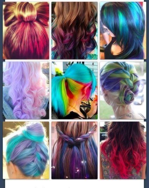 Pin By Superman On Haaaaiiiirrrrrr Hair Styles Cool Hairstyles Hair Color