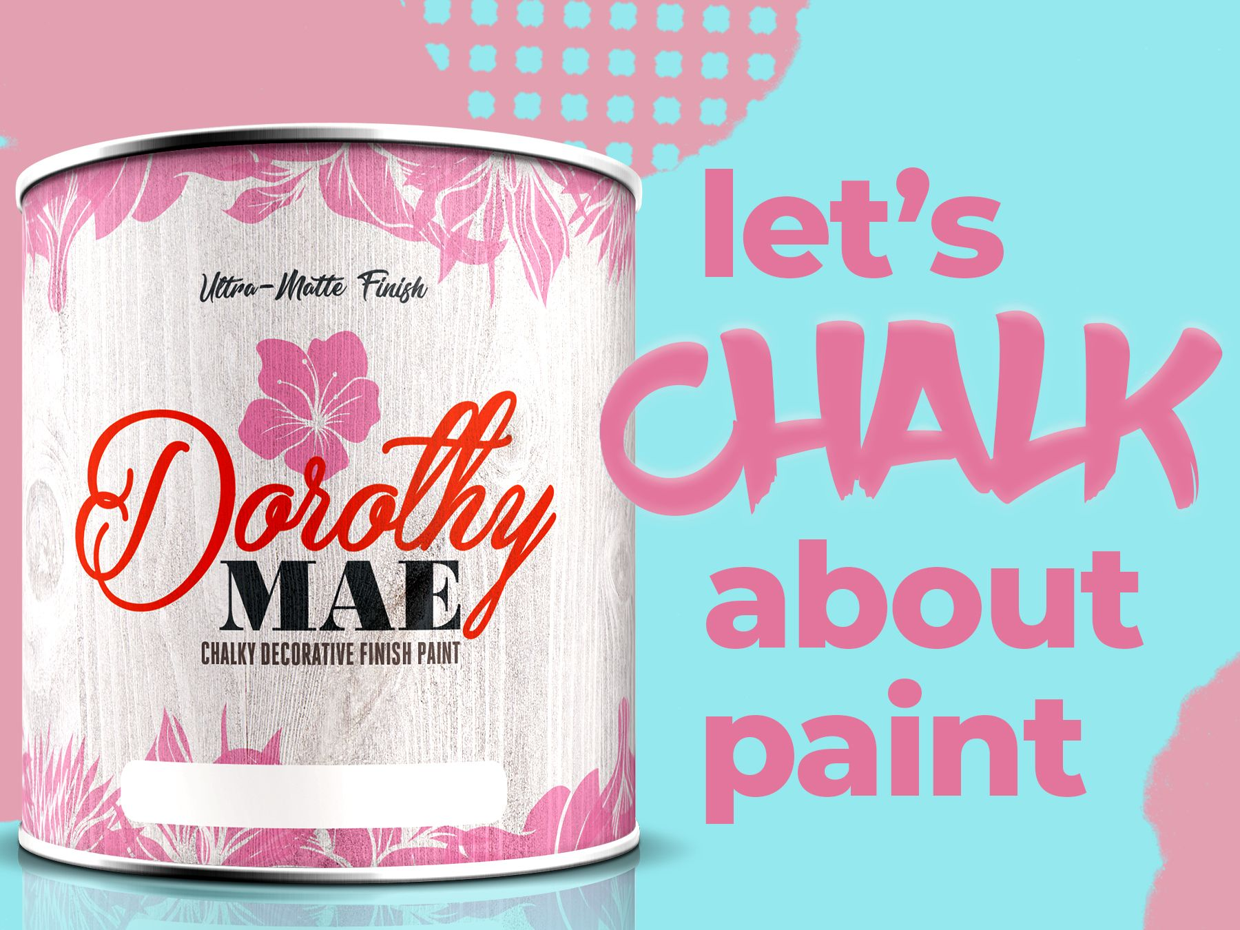 Get crafty with our highly rated Dorothy Mae chalk paint! Easy to use, no priming, and in just one coat, paint your project to your desired look. Dorothy Mae makes a fine addition to your craft counter. See our Dorothy Mae Chalk Paint Quart Kit which includes a quart of Dorothy Mae Chalk Paint, a paint brush, a craft paint cup, and a sanding sponge. . . . . #diychalkpaint #diypainting #okcpaint #diyhomepaint #chalkpainting #chalkpaintedfurniture #chalkpainted #dorothymae