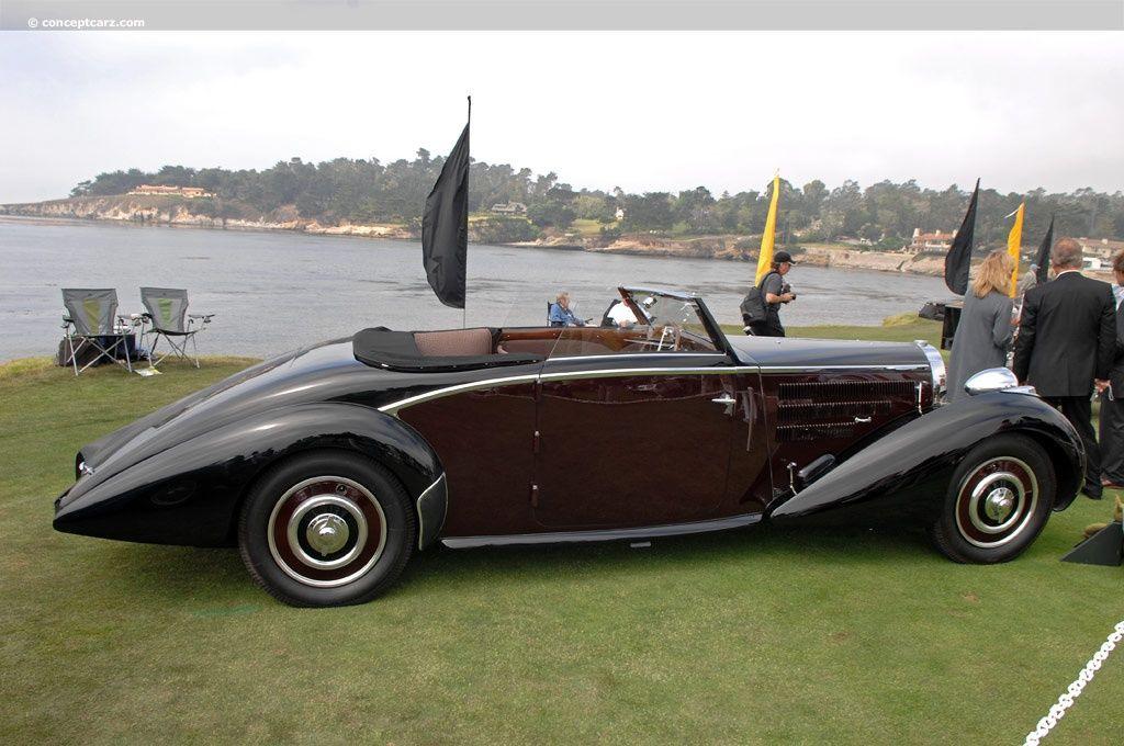 1938 Bugatti Type 57, estimated value $600,00 - $800,000. | Dream ...