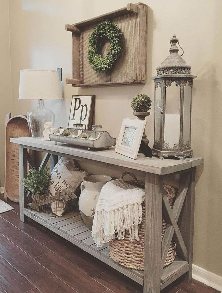 12 Best Entry Table Decor Ideas & Decorations (12 Guide) in 12