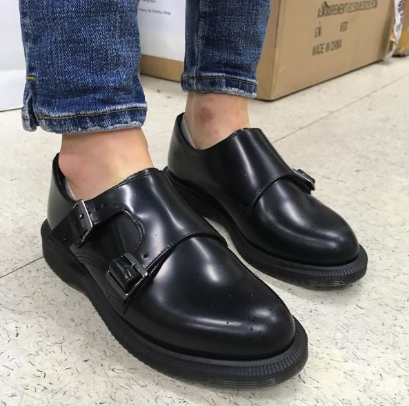 limpid in sight 100% original cheap for discount The Pandora shoe, shared by c_nancy_. | Double monk strap ...