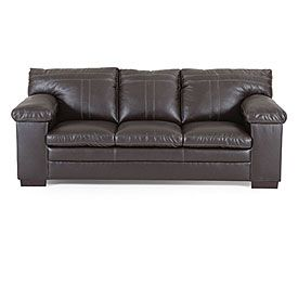 Simmons Lowell Espresso Sofa At Big Lots Home Is Where The Heart