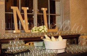 picture2 300x195 wedding milk and cookie bar buffet favors big letters